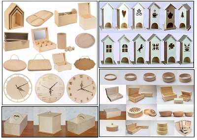 7028f3a9f Dřevěné výrobky, předměty a polotovary na decoupage